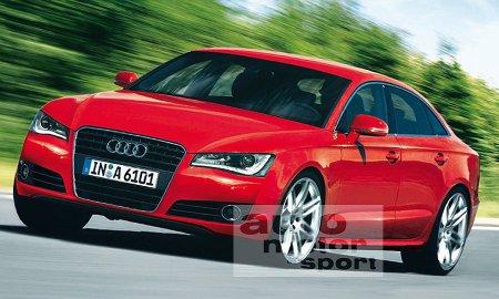 Все новинки Audi до конца 2014 года