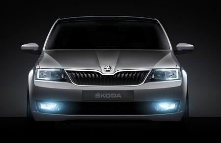 SKODA представляет предсерийный концепт своей новой компактной модели