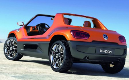 Volkswagen Buggy Up!