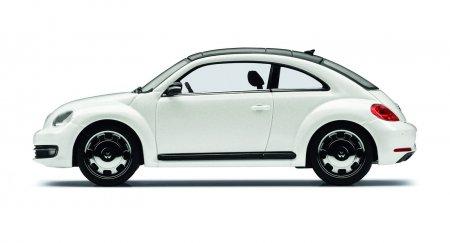 VW запускает новый Beetle и Up! Масштабные модели!