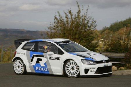 Начинается тестирование Volkswagen Polo R WRC