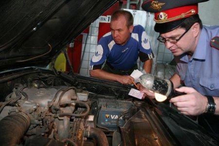 ГИБДД Петербурга в 2012 году будет проводить ТО с раннего утра и без выходных