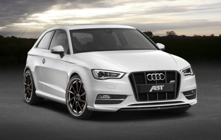 Тюнинг: Audi A3 от ABT  - ABT AS3