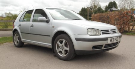VW Golf IV TDI в Великобритании наездил 725 500 километров