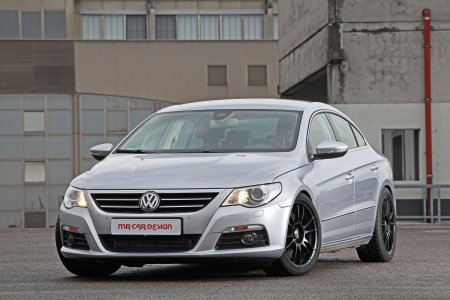 Тюнинг: VW Passat CC от MR Car Design [Фотогалерея]