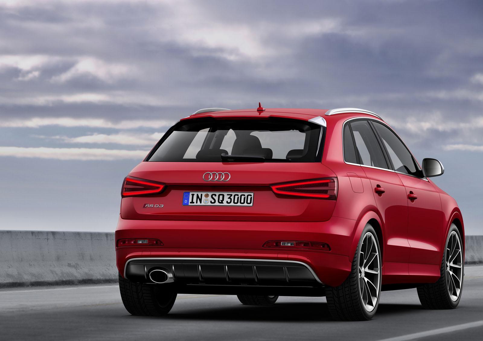 Audi официально представляет RS Q3 (Фотогалерея) » VAGma - все о ...