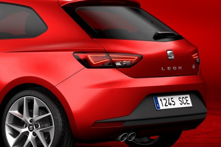 Новый трехдверный SEAT Leon SC (Видео и фото)
