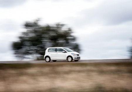 SEAT представляет Mii Ecofuel (Фотогалерея)