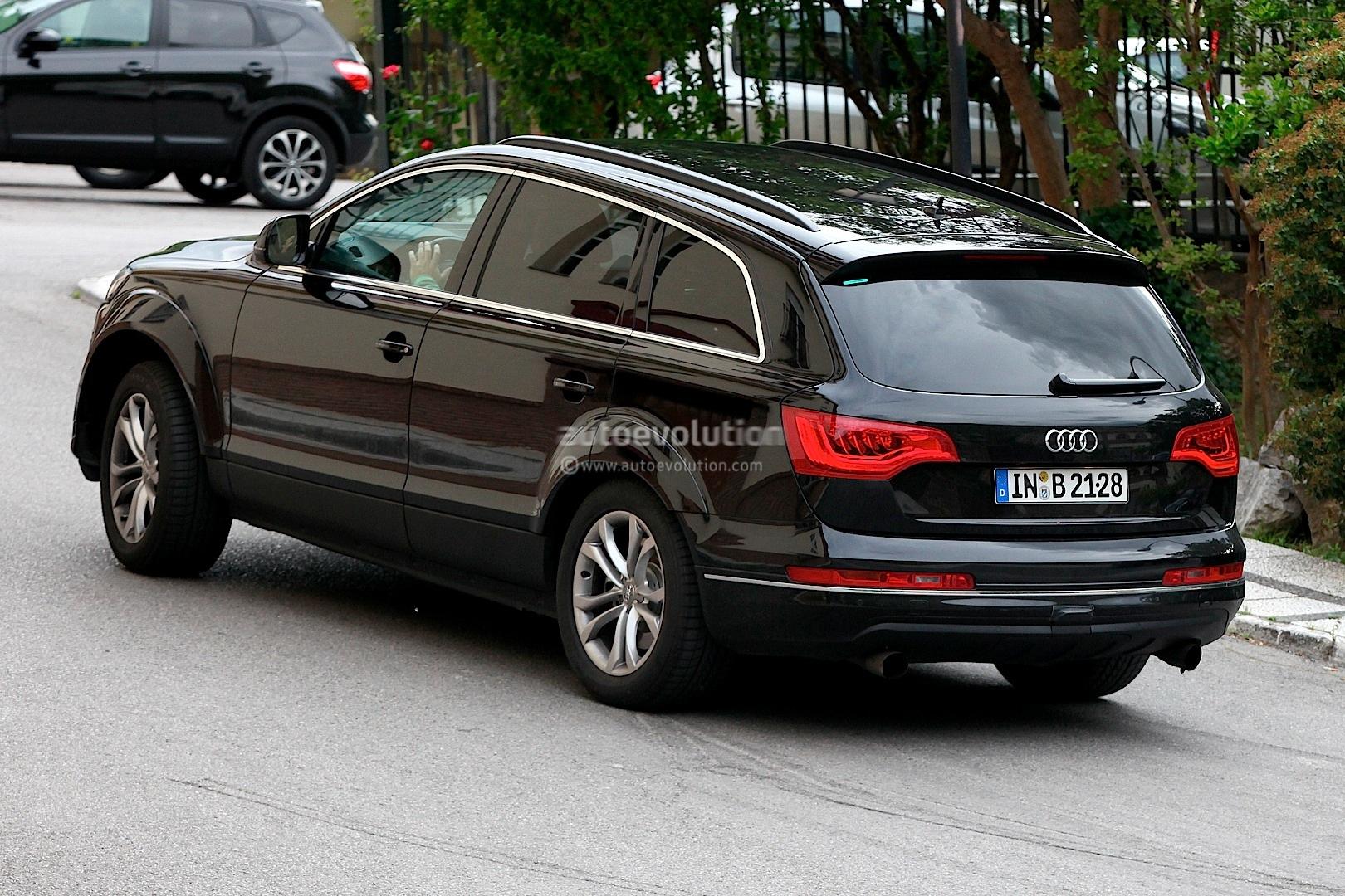 Audi Q 7 фото