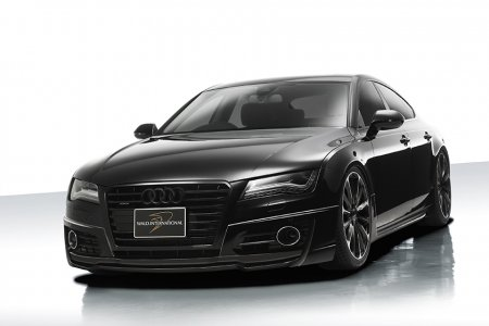 Audi A7 от тюнера Wald
