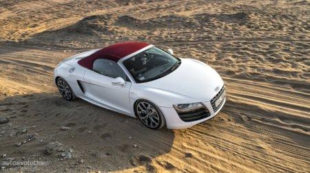 Новый Audi R8 разделит модульную платформу с новым Gallardo